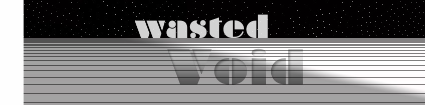 WASTED VOID
