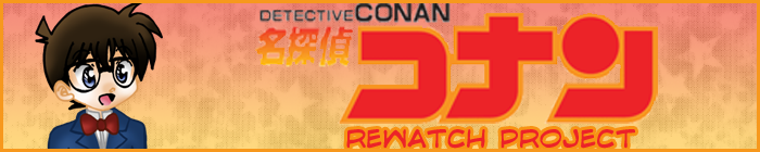 Detective Conan Rewatch - Updates Saturdays!