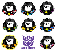 Decepticon Airlines [a seeker ask blog]