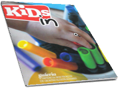 Clique para ler a revista Kids In