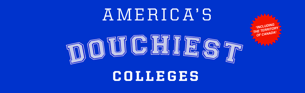America's Douchiest Colleges