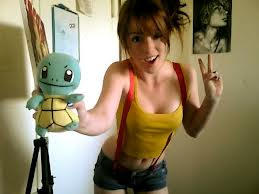 Pokemon squirtle and misty porn