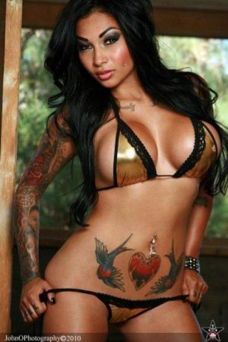 Model playgirl naked