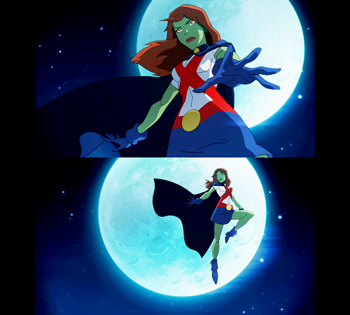 Young Justice Miss Martian Human | www.imgkid.com - The ...