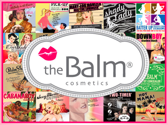 we're theBalm. ...and we know it.