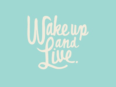 Wake up and live - Bob Marley
