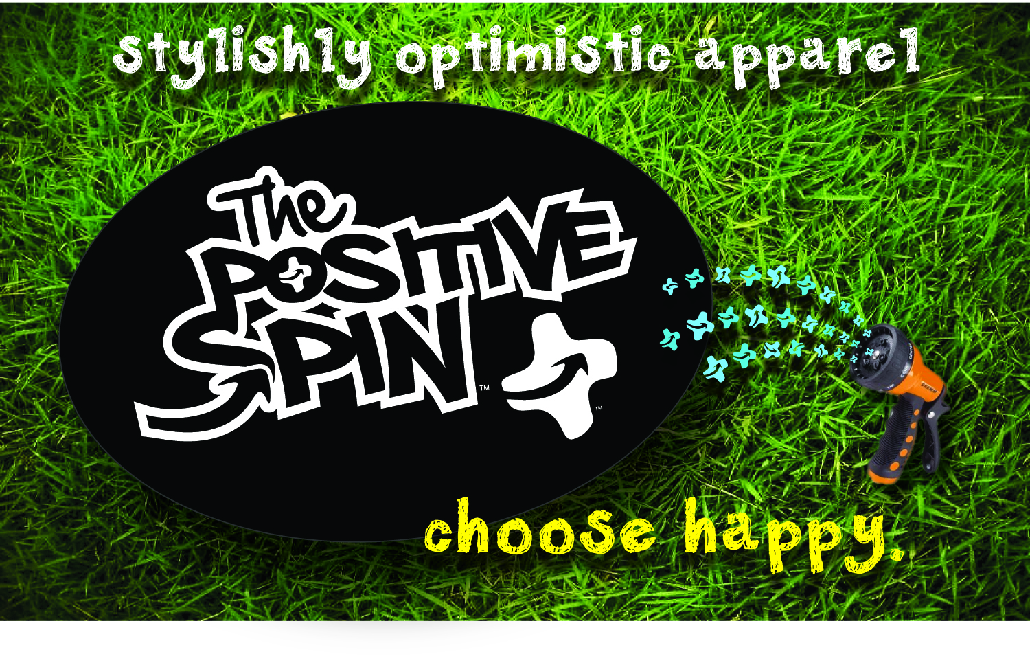 the positive spin