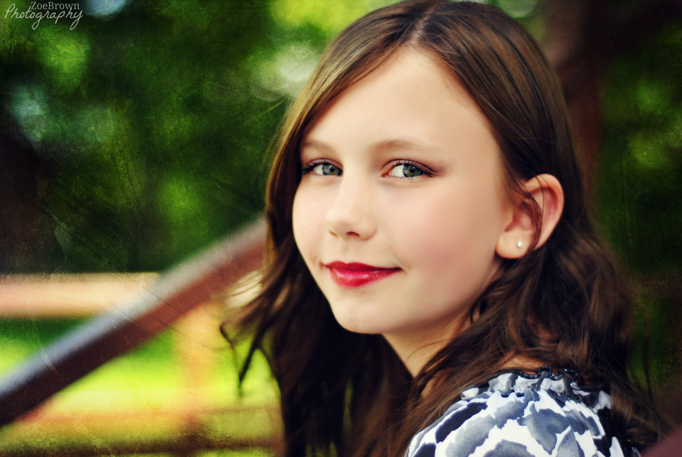 Little Girl Models Ages 12