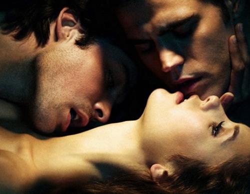Дневники Вампира (Vampire Diaries). Всё, что не относится к другим раздела