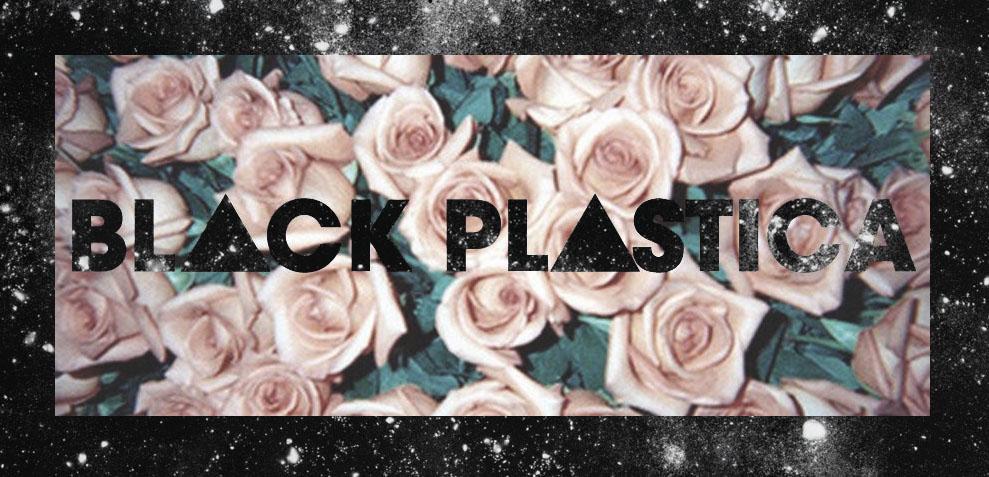 BLACK PLASTICA