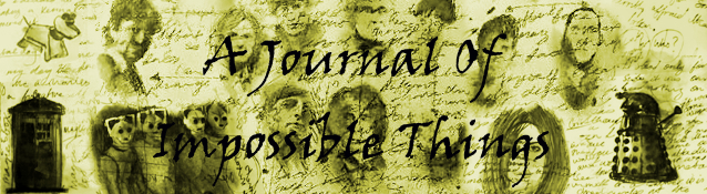 A Journal of Impossible Things