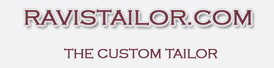 Ravistailor : The Custom Tailor
