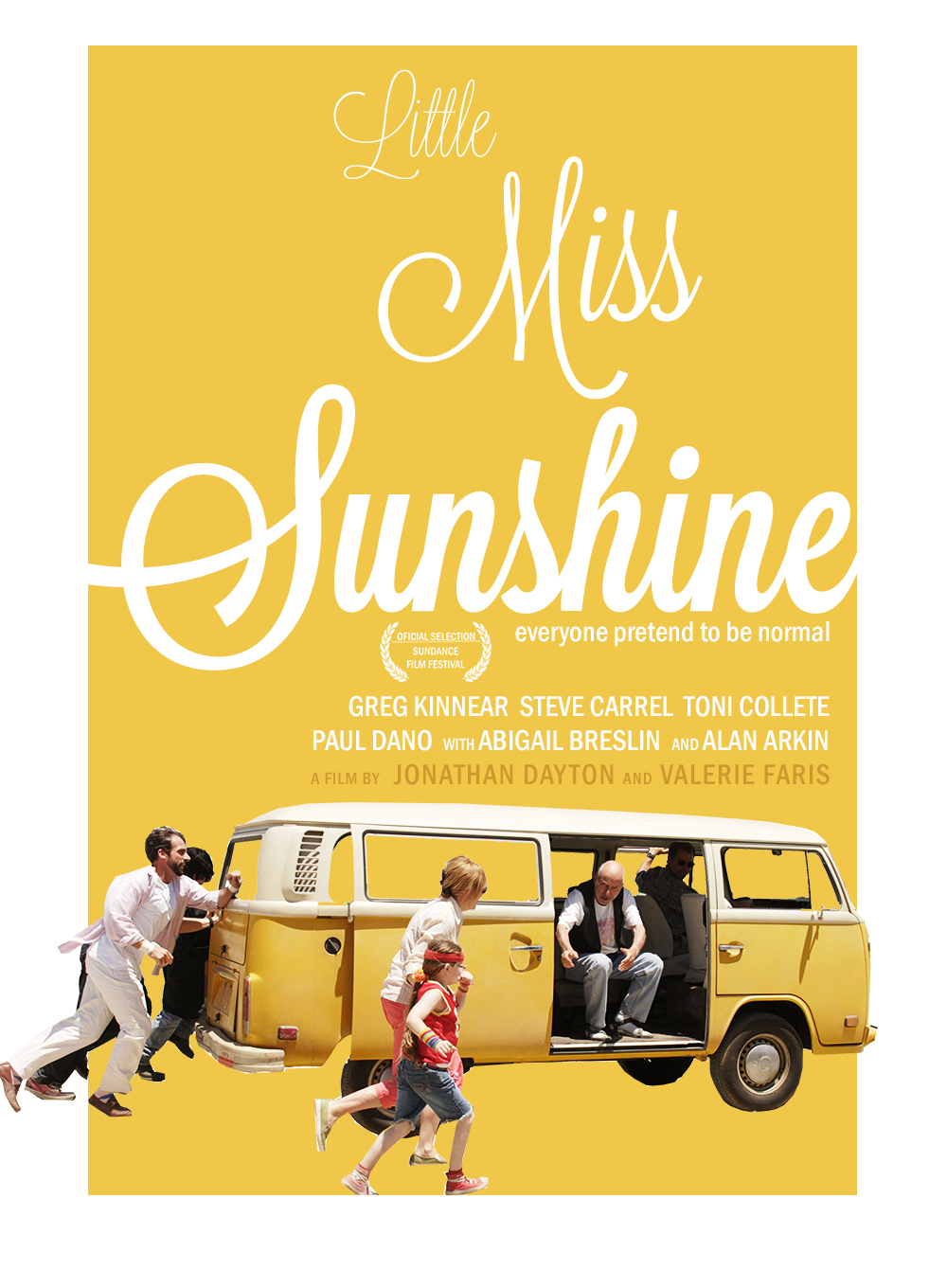 techniques in the film little miss sunshine The directors and the cinematic team use an extreme range of camera techniques the film little miss sunshine essay about analysis of little miss sunshine.