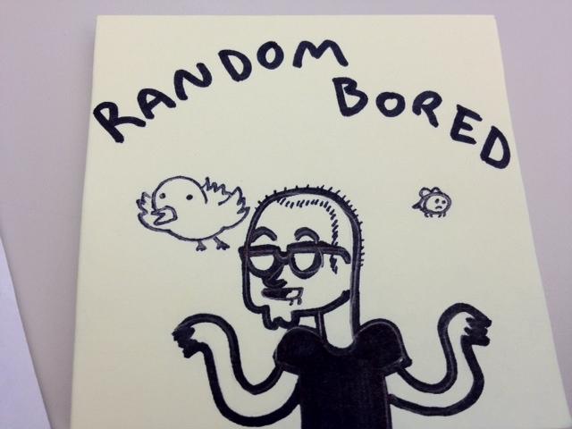 Random Bored - A rich, rich… rich career in Erotic Prose