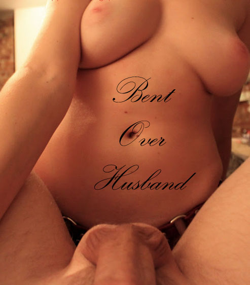 Bent Over Husband