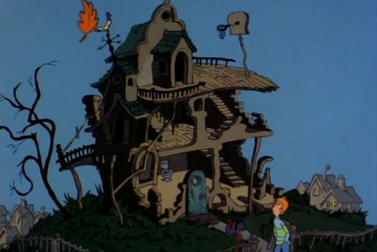 Pontoffel Pock's house
