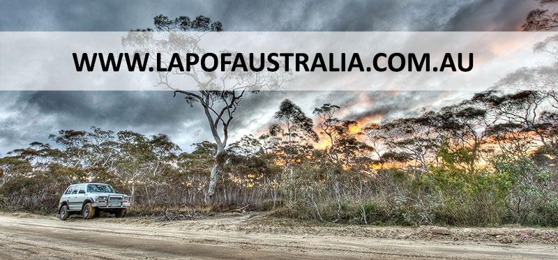 Lap Of Australia