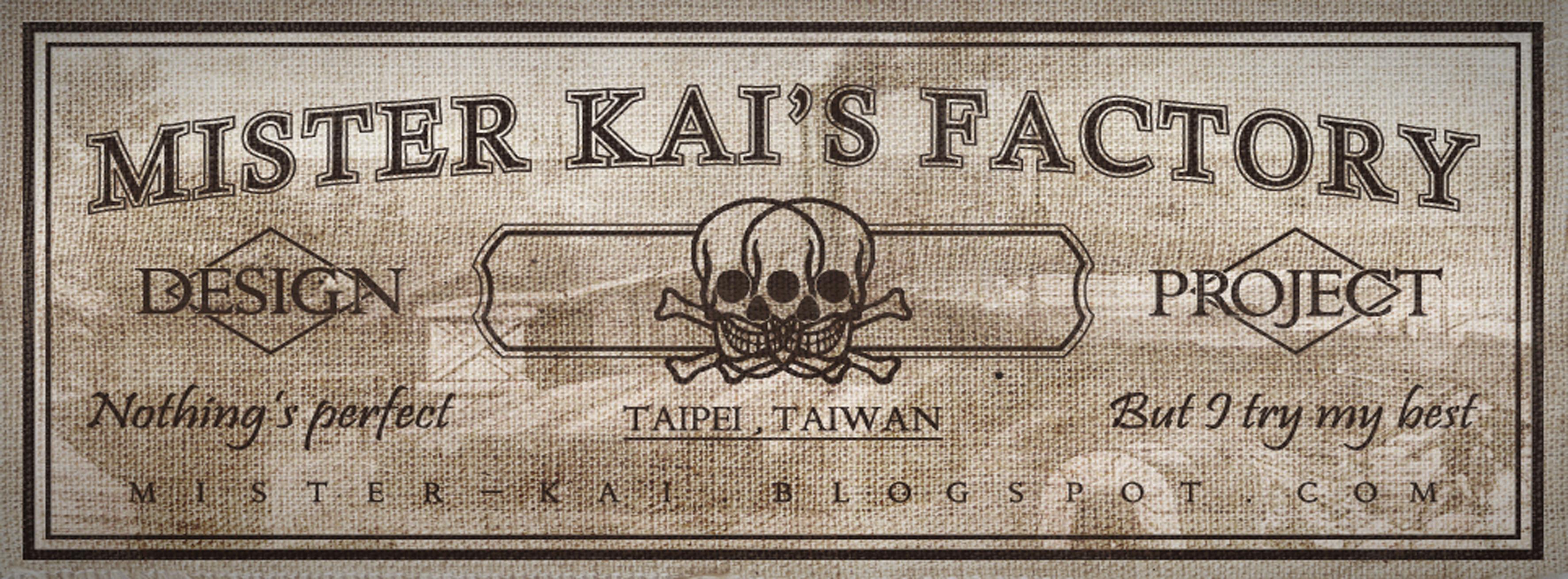 Mister Kai's Factory