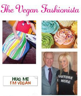 The Vegan Fashionista