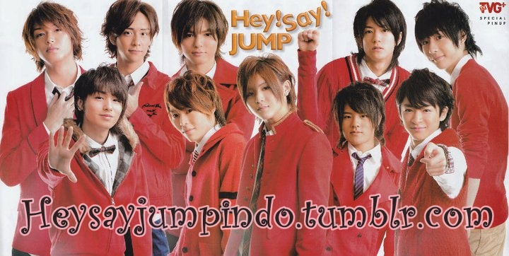 Hey Say Jump Forever