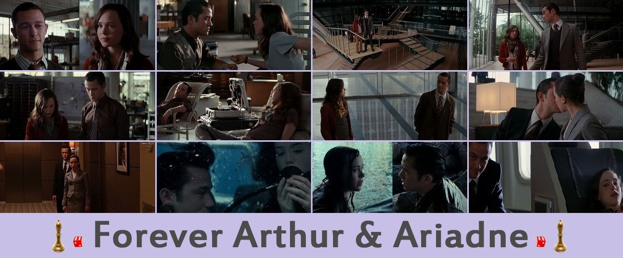 Forever Arthur and Ariadne