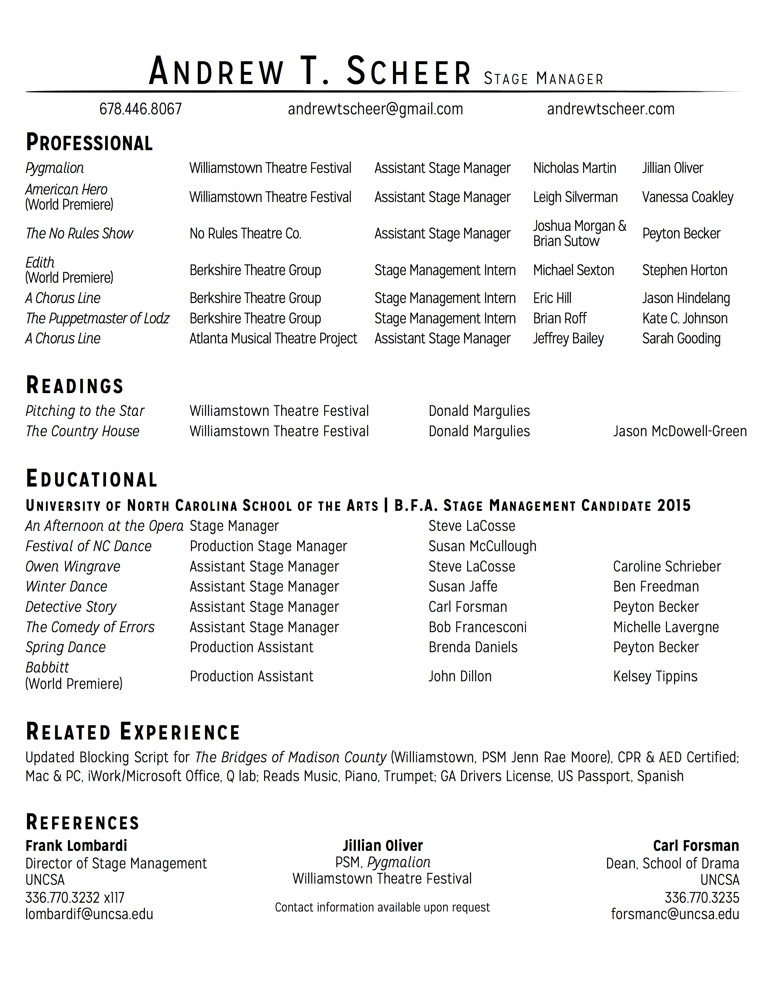 Sample Resume Assistant Dean Of Students Frizzigame. Dean Sample ...
