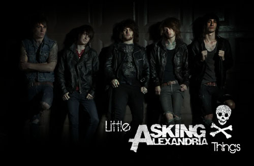 asking alexandria danny. Little Asking Alexandria