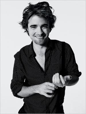 Robert Pattinson Robert Pattinson
