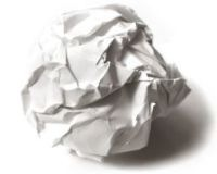 Crumpled Notes