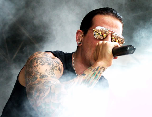 M. Shadows sexual frustration