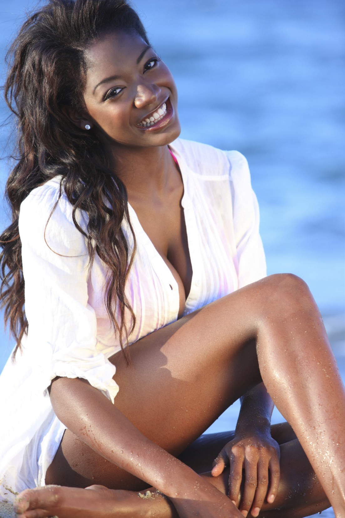 Sensual and charming guyanese brides for american men