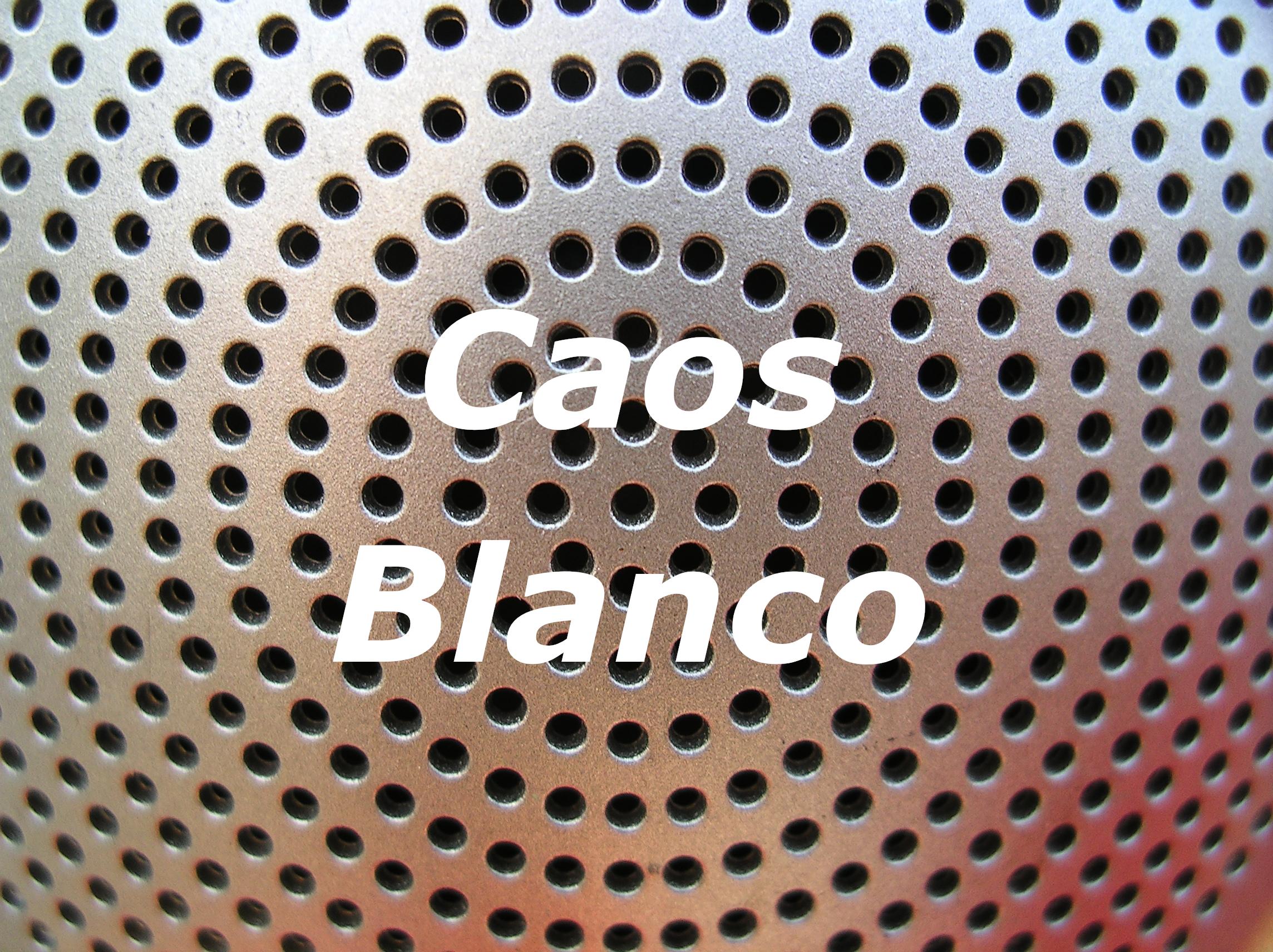 Caos Blanco