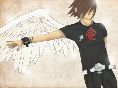 anime drawings of angels. anime drawings of angels. emo