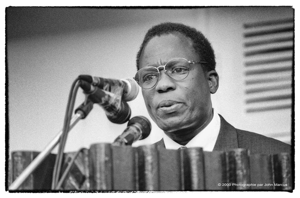 Mémorial De Gorée Amadou Lamine Sall Il était Temps De