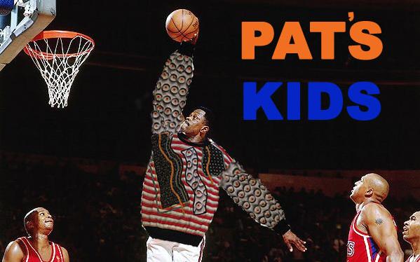 Pat's Kids