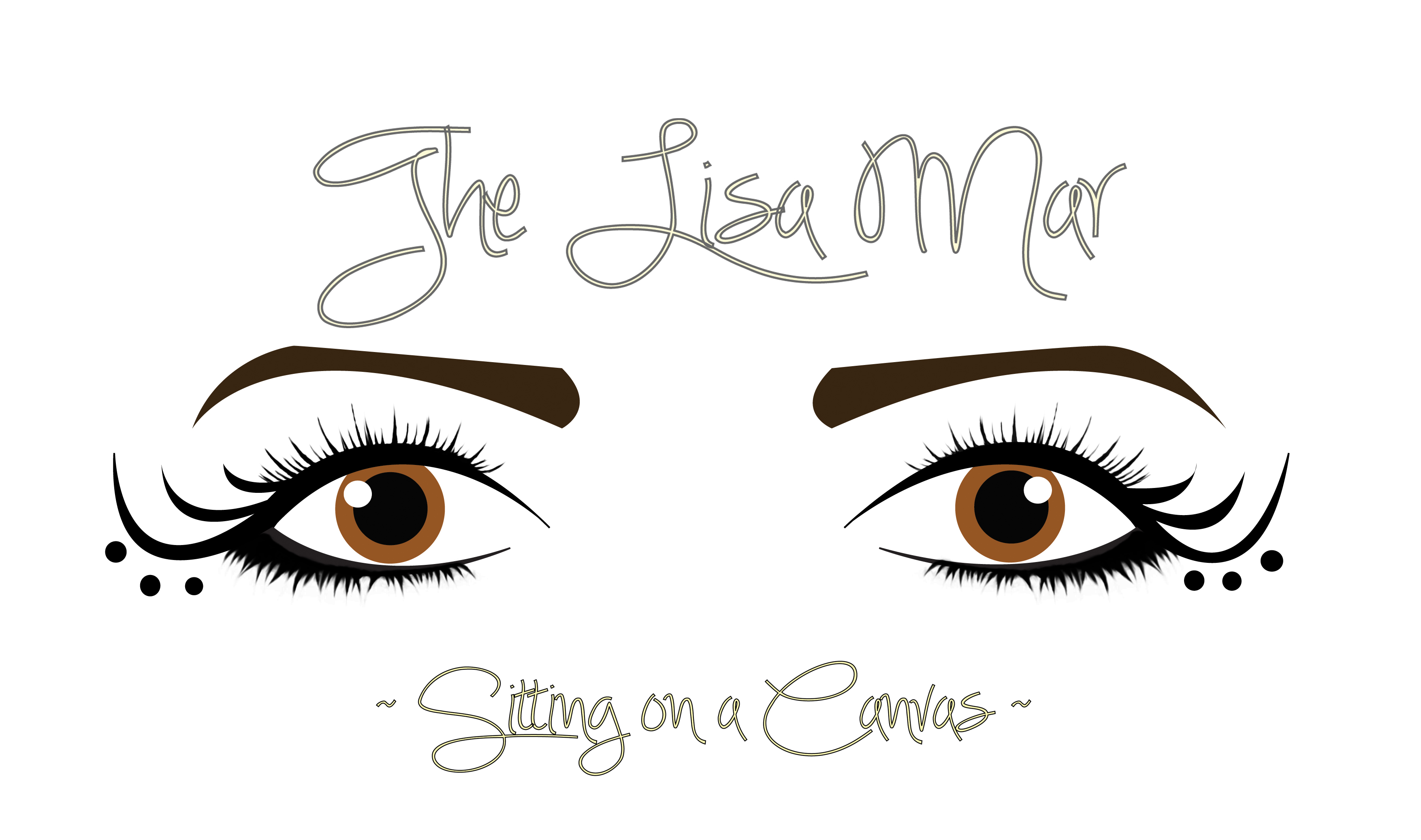 The Lisa Mar - Sitting On A Canvas