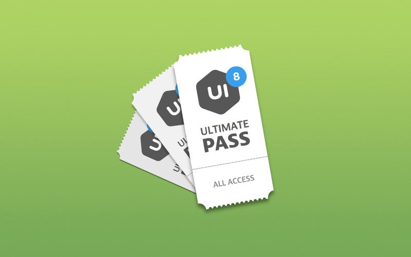UI8 Ultimate Pass