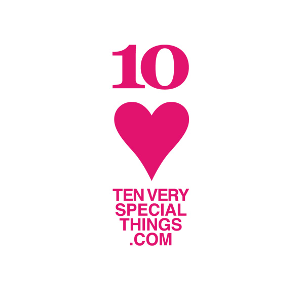 Ten Very Special Things