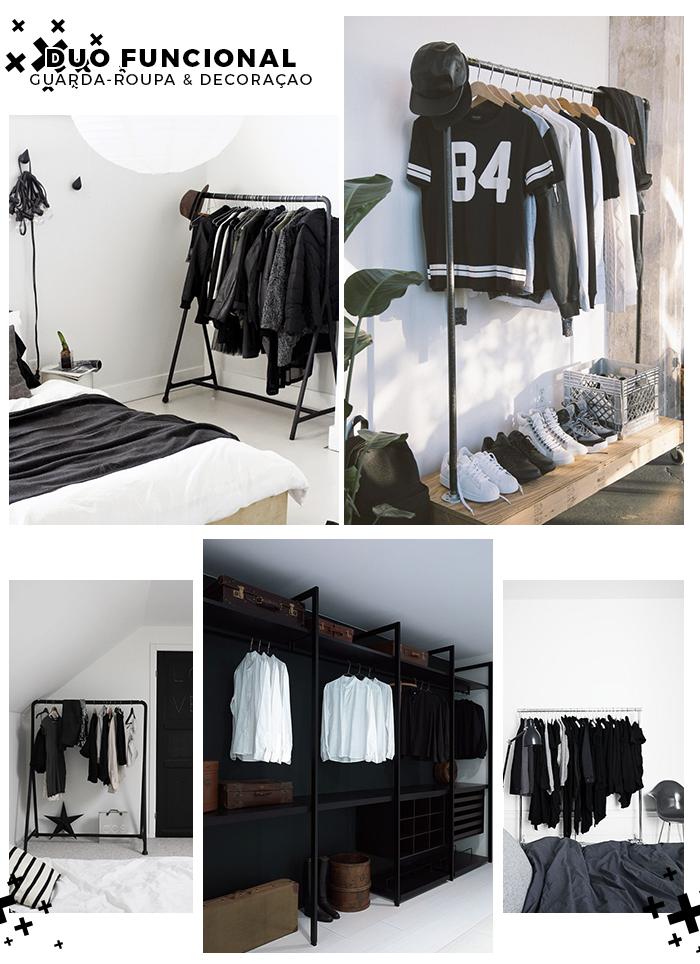 Hypenisto — 6 Motivos para Ter um Guarda roupa Preto