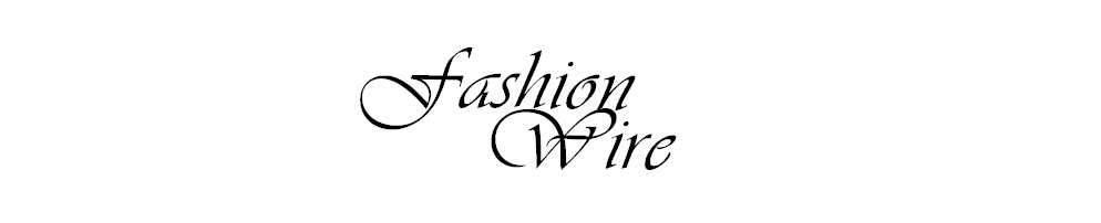 One fashion wire