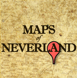 Maps of Neverland